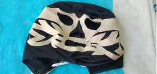 Máscara De Luchador Para Niño