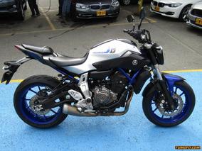 Yamaha Mt 07 Mt 07