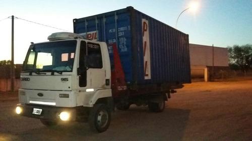 Contenedores Maritimos Container 20' Colonia