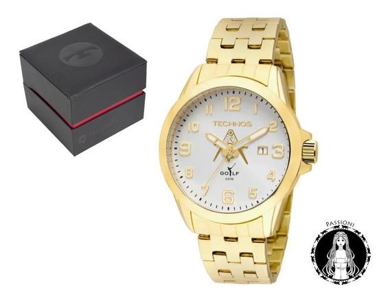 Relógio Technos - 2115kny/m4k C/ Nf E Garantia