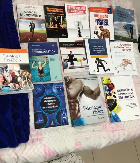 Livros Educação Física Bacharelado