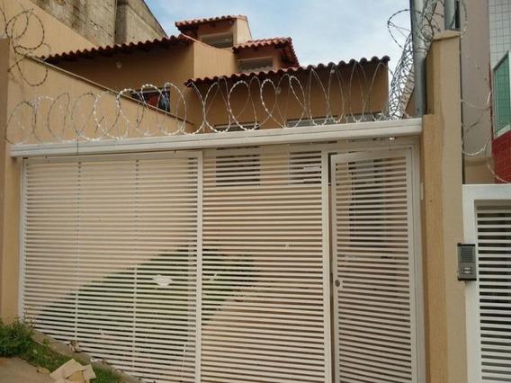Casa Com 2 Quartos Para Comprar No Sapucaias Iii Em Contagem/mg - 3568