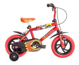 Bicicleta Rodado 12 Niño Nene Halley 19000