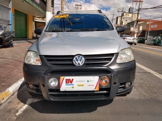 Volkswagen Crossfox 2005 1.6 Total Flex - Esquina Automoveis