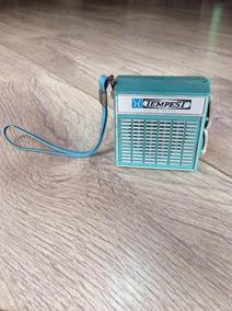 Rádio Tempest Portátil