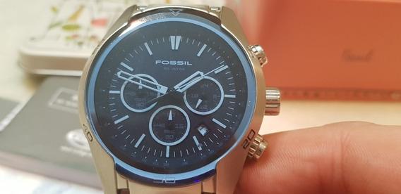 Relógio Fóssil- Cronômetro- Raríssimo!!!!!