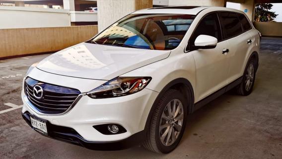 Mazda Cx9 2014 7 Pasajeros Lujo 4x2 Muy Cuidada 61 Mil Kms