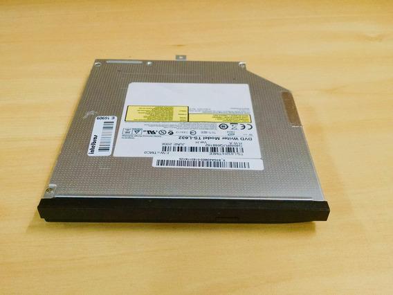 Leitor/gravador Cd/dvd Notebook Intelbras I210