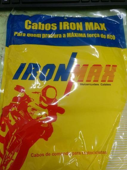 Cabo Embr Iron Max Cb 300r (c/abs)