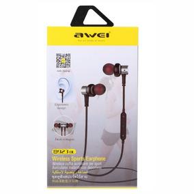 Fone De Ouvido Magnético Sports Bluetooth 4.2 Awei B923bl