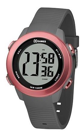 Relógio X-games Feminino Digital Xfppd082 Bxgx