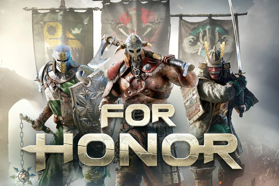 For Honor Pc Midia Digital