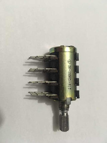Potenciômetro Mixer Model 366 100k X 4