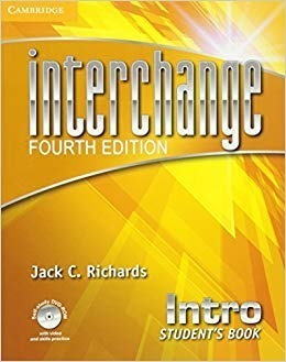 Dvd Rom Interchange 4th Edition Intro Estudantes Cambridge