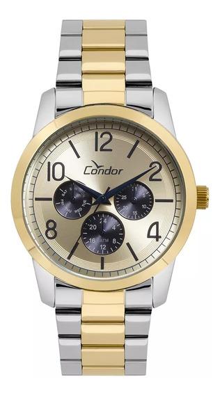 Relógio Feminino Condor Bicolor Co6p29ik/5d
