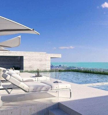 Penthouse En Venta En Riva Puerto Cancun