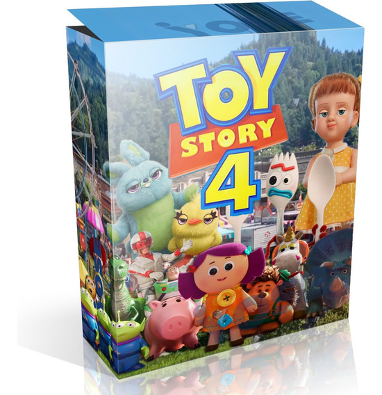 Kit Imprimible Toy Story 4