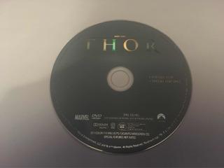 Thor Dvd *solo Disco* Buen Estado