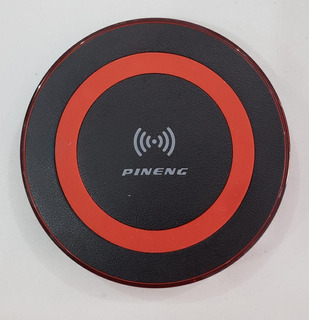 Carregador Wireless Sem Fio Fast Charge Fantasy Pineng