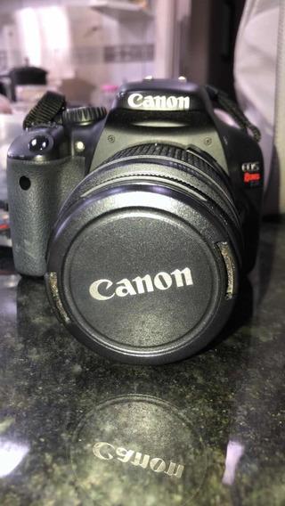 Canon Rebel T2i - Usada Mas Bem Nova - Lente Do Kit