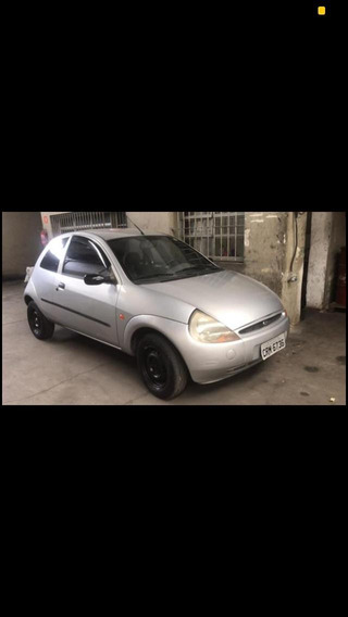 Ford Ka Zetec Rocan 1.0 1999