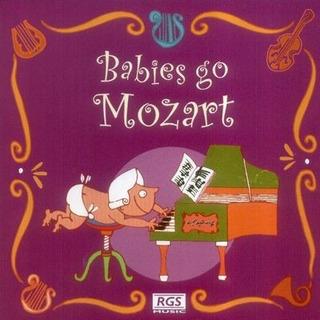 Cd Babies Go Mozart Original - Refurbished Outlet