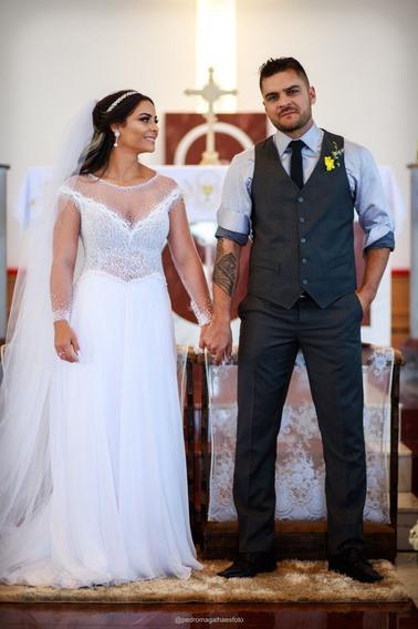 Vestido De Noiva Fernando Peixoto