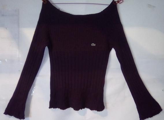 Sweaters Lacoste De Dama Originales