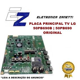 Placa Principal Tv Lg 50pb690b 50pb690 - Ebu62405601