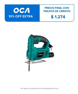 Sierra Caladora Xion 550 W Base Ajustable 3000 Rpm Js55