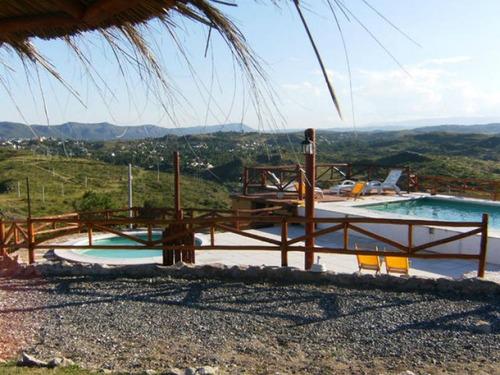 Imagen 1 de 14 de Vendo Espectacular Complejo De Cabañas En Villa Carlos Paz.