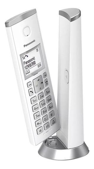 Teléfono Inalámbrico Lcd Polifónico Kxtgk-210blan Panasonic