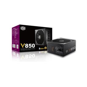 Fonte Atx - 850w - Cooler Master V850w 80 Plus Gold Rs850-af