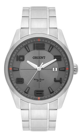 Relogio Orient Mbss1297 Masculino Prata