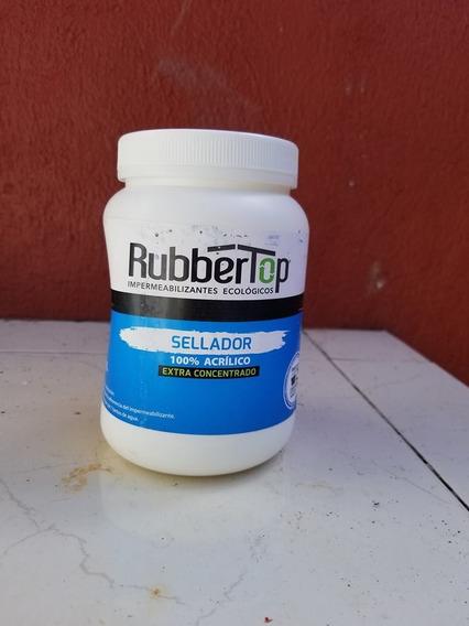 Sellador Rubber Top Extra Concentrado Para Techos Y Muros