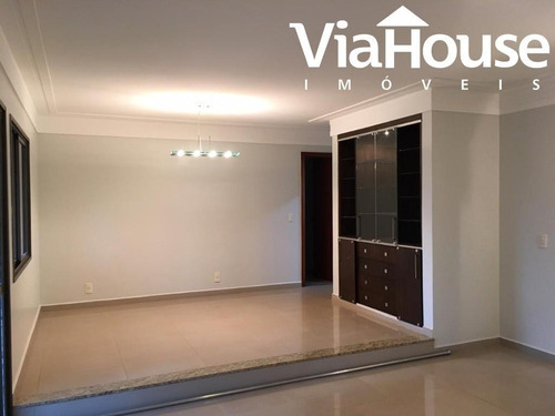 Apartamento Com 3 Dormitórios Para Alugar, 125 M² Por R$ 1.500,00/mês - Jardim São Luiz - Ribeirão Preto/sp - Ap4598