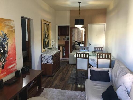 Apartamento Para Venda Em Volta Redonda, Jardim Amália, 2 Dormitórios, 1 Banheiro, 1 Vaga - 109