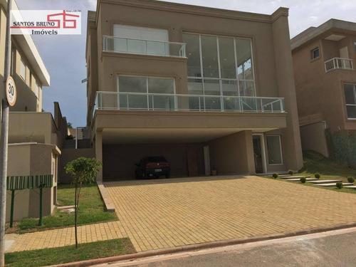 Sobrado Com 4 Dormitórios À Venda, 430 M² Por R$ 2.790.000,00 - Alphaville - Santana De Parnaíba/sp - So1384