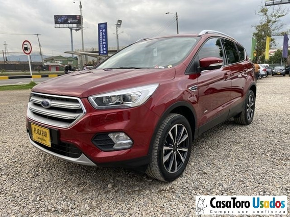 Ford Escape Titanium 4x4 At 2000cc 2018