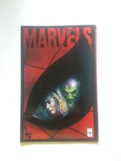 Marvels Libro Cuatro - Marvel Comics - 1999