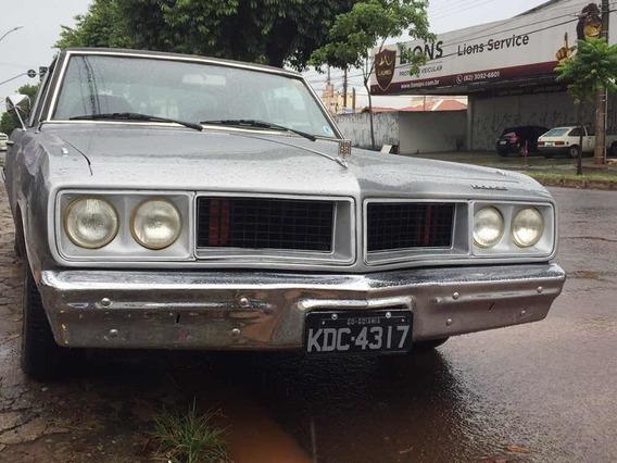 Dodge Magnum - Placa Preta