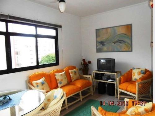 Apartamento Com 2 Dormitórios À Venda, 65 M² Por R$ 250.000,00 - Enseada - Guarujá/sp - Ap5390