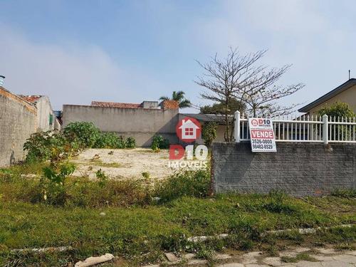 Terreno À Venda, 300 M² Por R$ 90.000,00 - Erechim - Balneário Arroio Do Silva/sc - Te0838