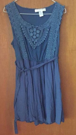 Vestido Azulado Forever 21