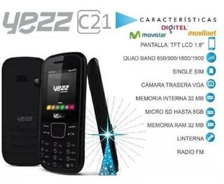 Teléfonos Básico Yezz C1