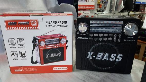 4 Band Radios