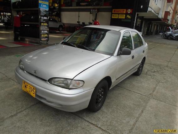 Hyundai Accent Sper Tony 3 Puertas
