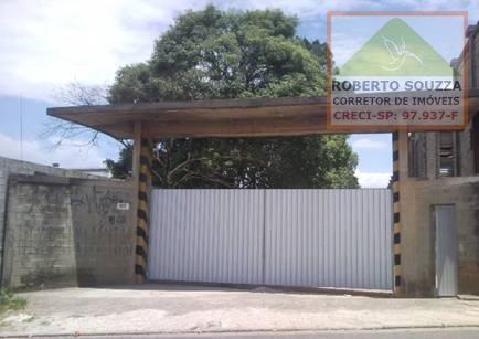 Prédio Comercial Para Venda Em Ferraz De Vasconcelos, Núcleo Itaim - 00319
