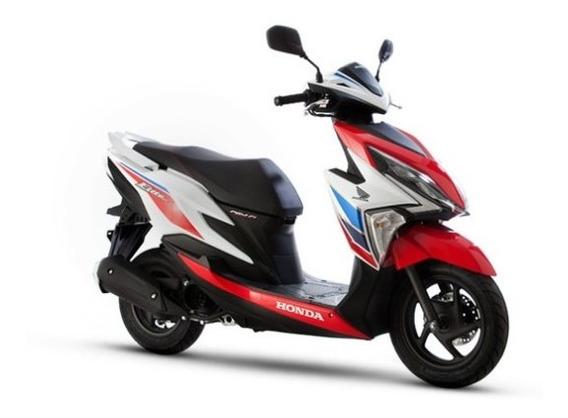 Honda New Elite 125 Tricolor - Importante % Contado