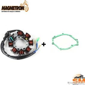 Estator Ybr 125/ Factor 125/ Xtz 125 06/10 Magnetron + Junta